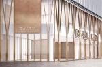 Bally new store Tokyo, Ginza at Tokyu Plaza