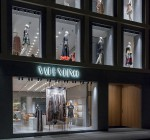 Valentino new store London on Old Bond Street