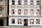 Burberry new flagship store Moscow