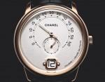 "CHANEL launches first men's watch ""Monsieur de Chanel"""