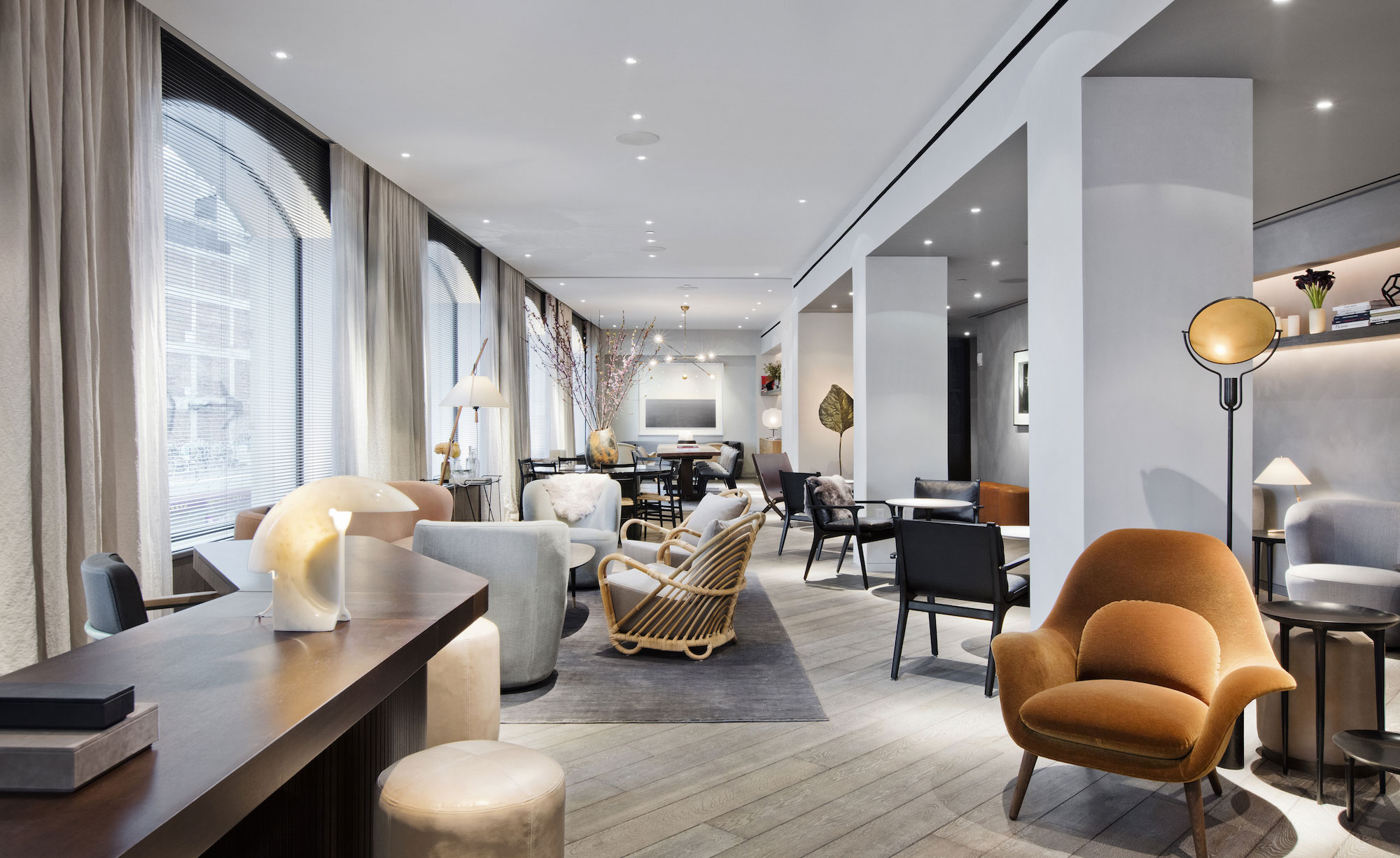 11 Howard Latest Contemporary Luxury Hotel Opens In Soho New York Cpp Luxury