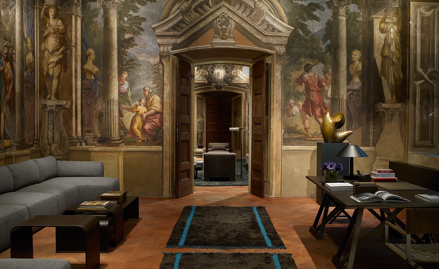 Casa Leaders Furniture Luxury fashion brands at Salone del Mobile 2016 - CPP-LUXURY