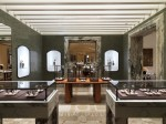 Bulgari newly redesigned London store (New Bond Street)