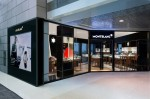 Montblanc new store concept Hong Kong at IFC