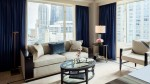 Peninsula Chicago renovated Premier Suite