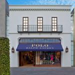 Polo Ralph Lauren store Santiago de Chile at Parque Arauco