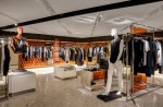 Harvey Nichols newly redesigned menswear department