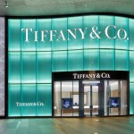 Tiffany & Co new store Singapore at ION Orchard