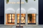 Bottega Veneta maison store in Beverly Hills