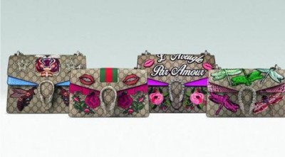 Gucci launches 'do it yourself' customization service
