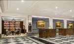 InterContinental Barclay New York renovation - reception