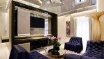 Katara Suite at Excelsior Gallia Milan - largest in Italy