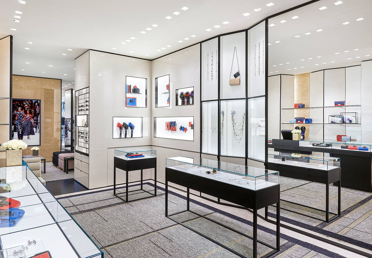 chanel opens new boutique in stockholm   cpp luxury