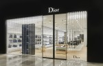 Dior Homme store Singapore at ION Orchard