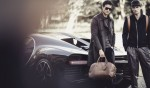 Giorgio Armani for Bugatti collaboration