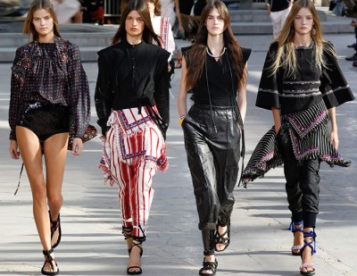 Isabel Marant in talks for the sale of a 51% stake