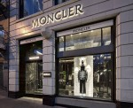 Moncler new store San Francisco