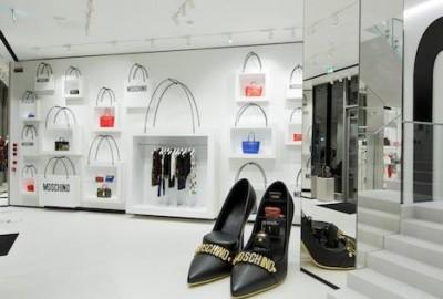 Moschino new flagship store Milan