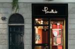 Pomellato store Milan, Via Montenapoleone
