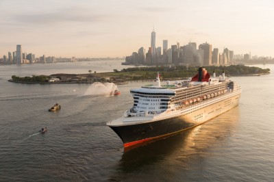 Cunard's Queen Mary 2 cruise ship re-emerges more luxurious following $132m refurbishment