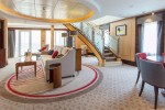 Queen Mary 2 refurbished Balmoral Suite