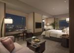 Shangri-la's Far Eastern Plaza Hotel, Taipei.  Premier Room