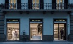 Valentino new boutique Florence, Italy