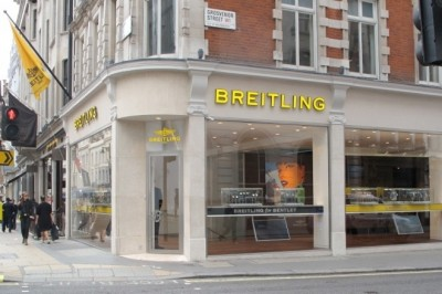 Breitling store London
