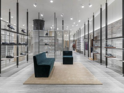 Brioni debuts new retail store design in Paris
