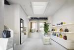 Celine renovated store in Milan