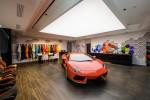 Lamborghini Ad Personam Center