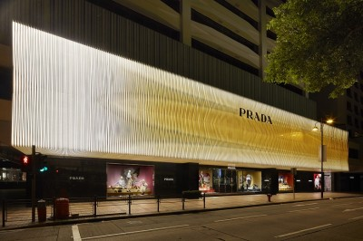 Prada renovates and expands Hong Kong store at Canton Road