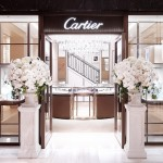 Cartier new store in Seoul at Shinsegae Gangnam