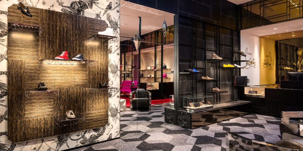 christian louboutin store in amsterdam