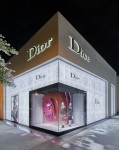 Dior new store Atlanta at The Shops at Buckhead.