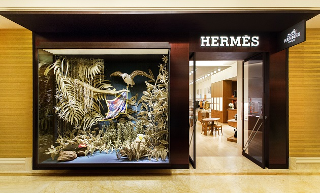 Hermes opens new store in Macau at Wynn Palace - CPP-LUXURY