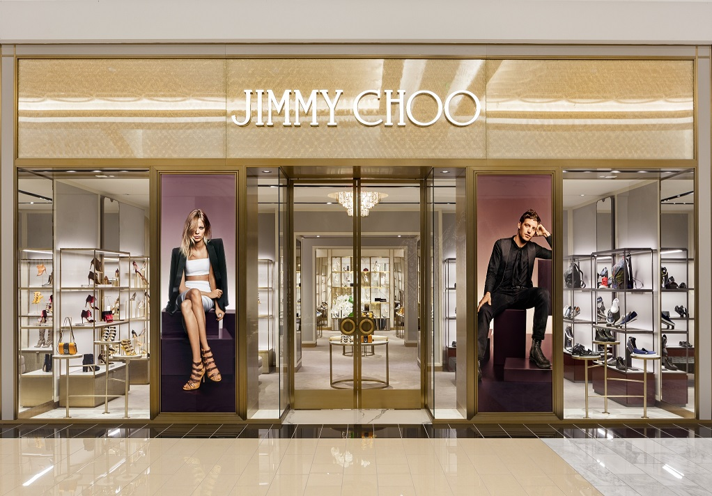 Jimmy Choo opens new store at King of Prussia Mall - CPP-LUXURY