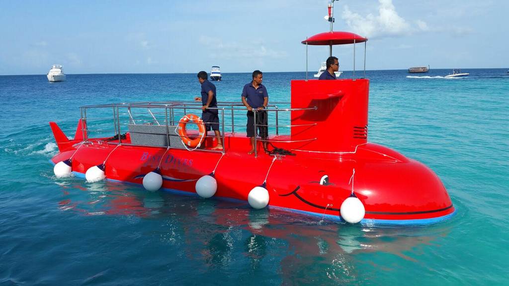 red submarine limited