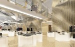 Louis Vuitton pop-up at Printemps Haussmann #lvlovesprintemps