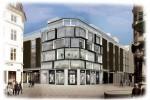 Prada store Copenhagen at Illum
