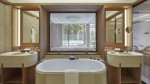 The Berkeley London - brand new Grand Terrace Suite bathroom