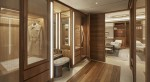 The Berkeley London - brand new Terrace Suite wardrobe