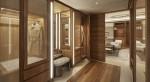 The Berkeley London - brand new Terrace Suite wardrobe
