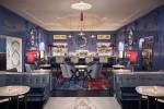 The Berkeley London - renovated Blue Bar