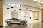 Aston Martin retail space at Etihad Towers, Abu Dhabi