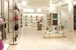 Borbonese new store Milan, Corso Matteotti 8