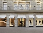 CHANEL newly redesigned store Barcelona