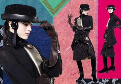Chanel Fall Winter 2016 ad campaign