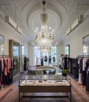 Elie Saab new flagship store London, Mayfair