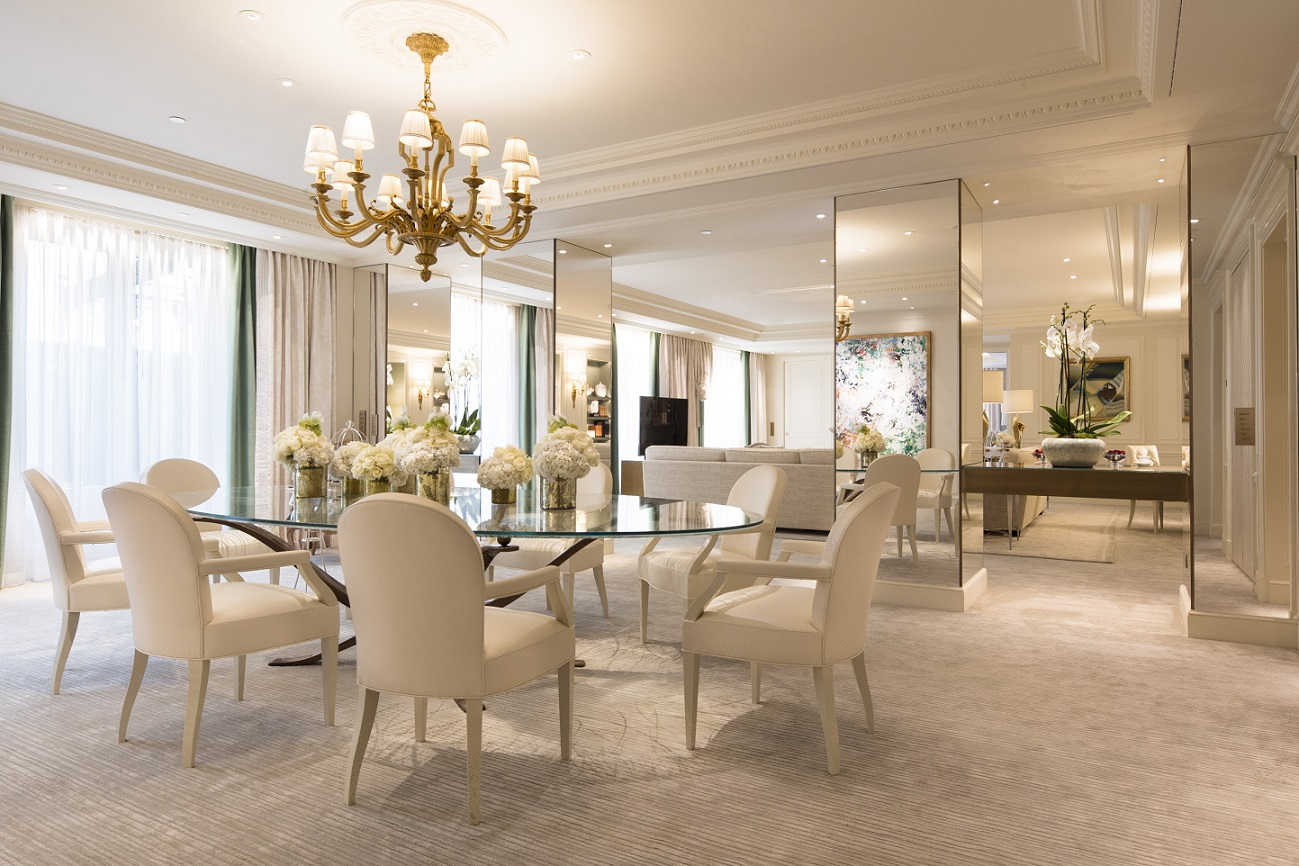 Four Seasons Hotel George V Unveils Renovated Royal And